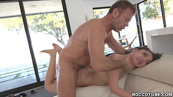 Rocco vs Jane Wilde! This scene is fucking b.! Rocco Siffredi anal fucks and c. Wilde so hard that she almost taps out!