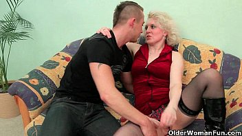 Skip The Romance Mom Just Wants Cock