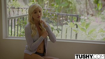 TUSHY.com Naughty Blonde Anal Fucked by her Therapist 12 min
