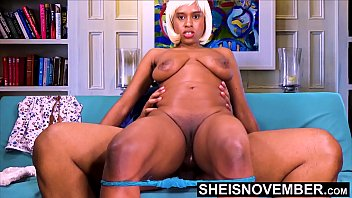 A Lucky Fan Paid For A Dick Ride, Handy, & Titties Cumshot On Msnovember. Ebony Point Of View Facial On Sheisnovember