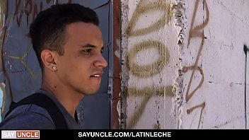 LatinLeche - Straight Latino Paid To Ride Big Uncut Dick