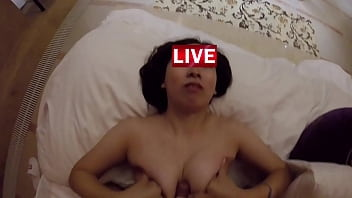 Taiwan girl lets me fuck her boobs