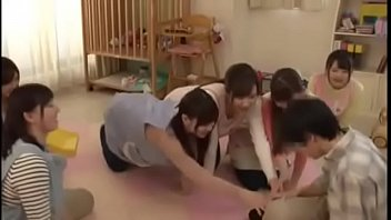 Lucky Asian Guy With Beautiful Step Sisters
