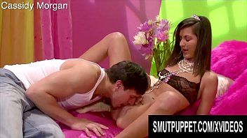 Smut Puppet - Horny Brunettes Getting Eaten out Compilation Part 1
