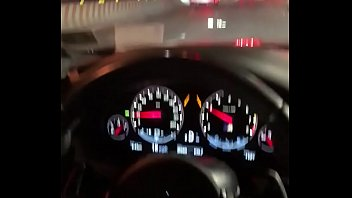 NYC Road Head in a BMW M5 20 sec