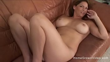 Hot homemade milf videos - Hot big tit mom sucks and fucks her sons friend