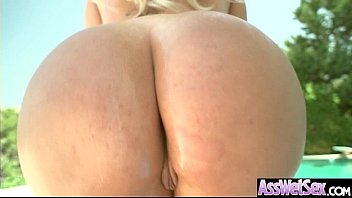 Big Wet Ass Girl (Assh Lee) Get Oiled And Hard Style Analy Banged clip-08 7 min
