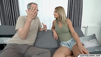 grandpa fucks granddaughter friend