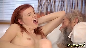 Teens first old man Unexpected experience with an older gentleman