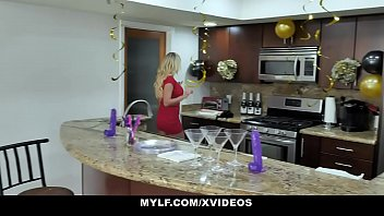 MYLF - Horny Housewives Rub Pussies  & Fuck
