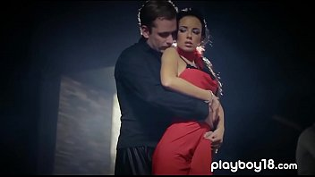 sensual tango makes dancers horny and leads to fucking min