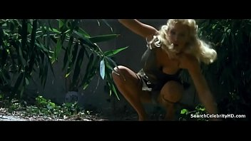 Sexy death scenes Shannon tweed in cannibal women in the avocado jungle death 1989
