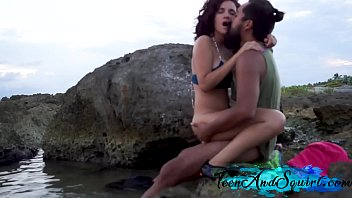 Beautiful Sex In The Wilderness For A Romantic Couple