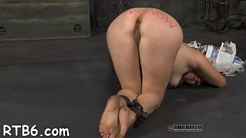 Women bdsm free thumbs Hot beauty is tearing up from her hardcore torment
