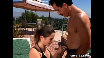 Amber Rayne's Outdoor Anal Sex With Old Pervert