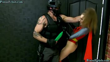 Soviet SuperGirl Captured, Humiliated And Fucked! thumbnail