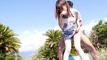 All access porn - Japanese kinky outdoor sex