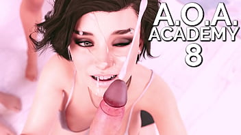 """A.O.A. Academy #08 - Nice cumshot after Jade sucked my dick <span class=""""duration"""">16 min</span>"""