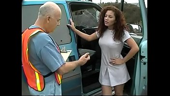 Xxx dave hedgehog Dissolute old buffer dave cummings explains dumb brunette bungler driver aurora how to park a car in appropriate place