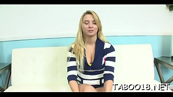 Lucky stud gets a mind blowing cook jerking from sassy legal age teenager