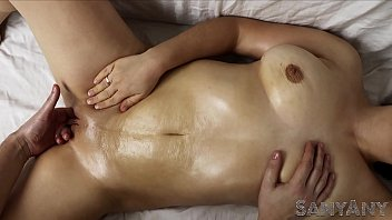 If masseur inserted his fingers into the vagina with oil? Sanyany massage