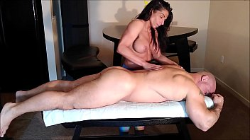 Massage with happy ending 30 min