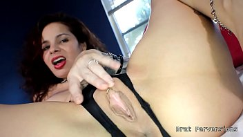 Crotchless erotic - She loves crotchless panties