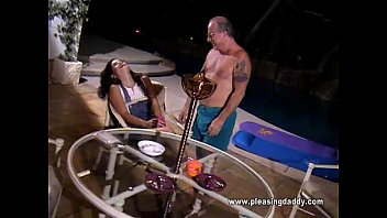 Cher Sucks Uncle Jesses Old Cock 3 min