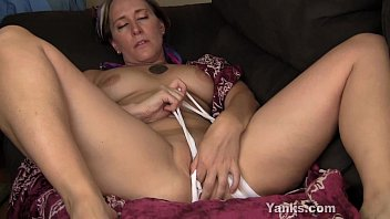 Sexy Azrael Rubbing Her Pussy