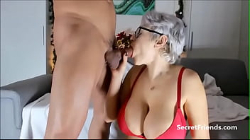 Angel Wicky live Anal show at SecretFriend