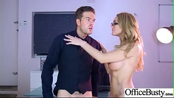 Stacey fucked hard Stacey saran horny big tits girl love hard bang in office clip-29