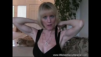 Sexy gilf video Mom says fuck my tits