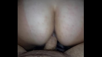 Thick White Blonde Gets Off