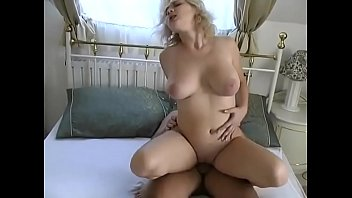 Busty Amateur Blonde Fucked