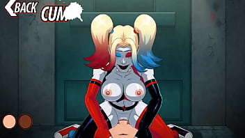 Juust cartoon dicks - Harley quinn arkham asylum : sex scenes