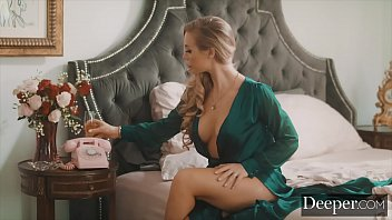 Deeper. Nicole Aniston Gets the Kind of Service She Desires thumbnail