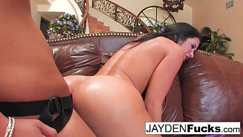 Nude phoenix Phoenix marie gives jayden jaymesa lesson in anal action