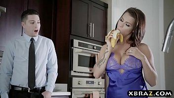 Dreamy busty wife Peta Jensen cheats on her husband