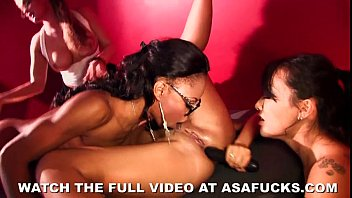 Tory Lane, Asa, Mason, and Marie All Anal