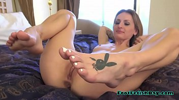 Pamela Has Beautiful Feet