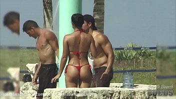 Naked in miami beach Beach patrol vol2