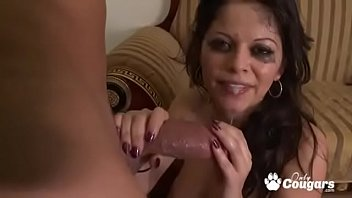 MILF Evie Delatosso Gets Fucked To Tears