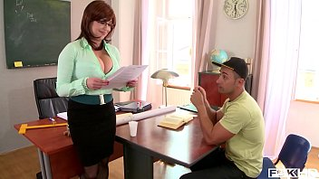Boobie fuck Hardcore fuck leads to spurt of cum all over tutor sandra boobies big tits