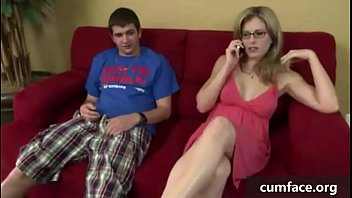 Cory Chase in My Step Mom is my servant