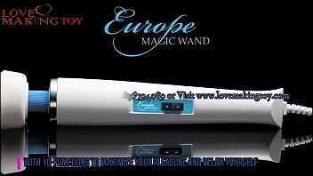 Hitachi Magic Wand Massager For Female Orgasm Masturbator