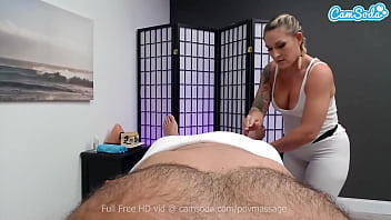 Erotic massage that ends in a happy ending 10 min