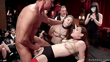 Teletha testarossa hentai - Redhead slave nipples tormented at party