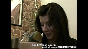 Czech Streets - Young Teen Girl Gets it Hard in Hotel Room Preview