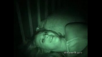 Night invasion porn video sharing Homemade night vision sex video