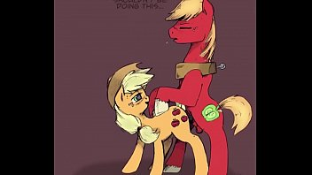 Big Macintosh Impregnates Applejack Funny Comic Dub